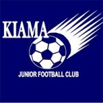 Kiama JFC club shirt logo