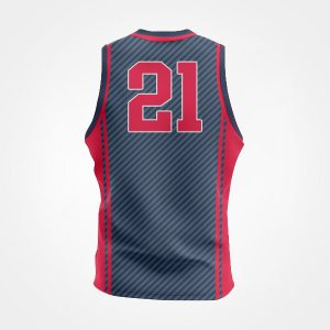 Custom Basketball Singlet – 004