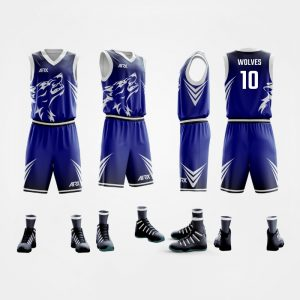 Basketball Kit – 011